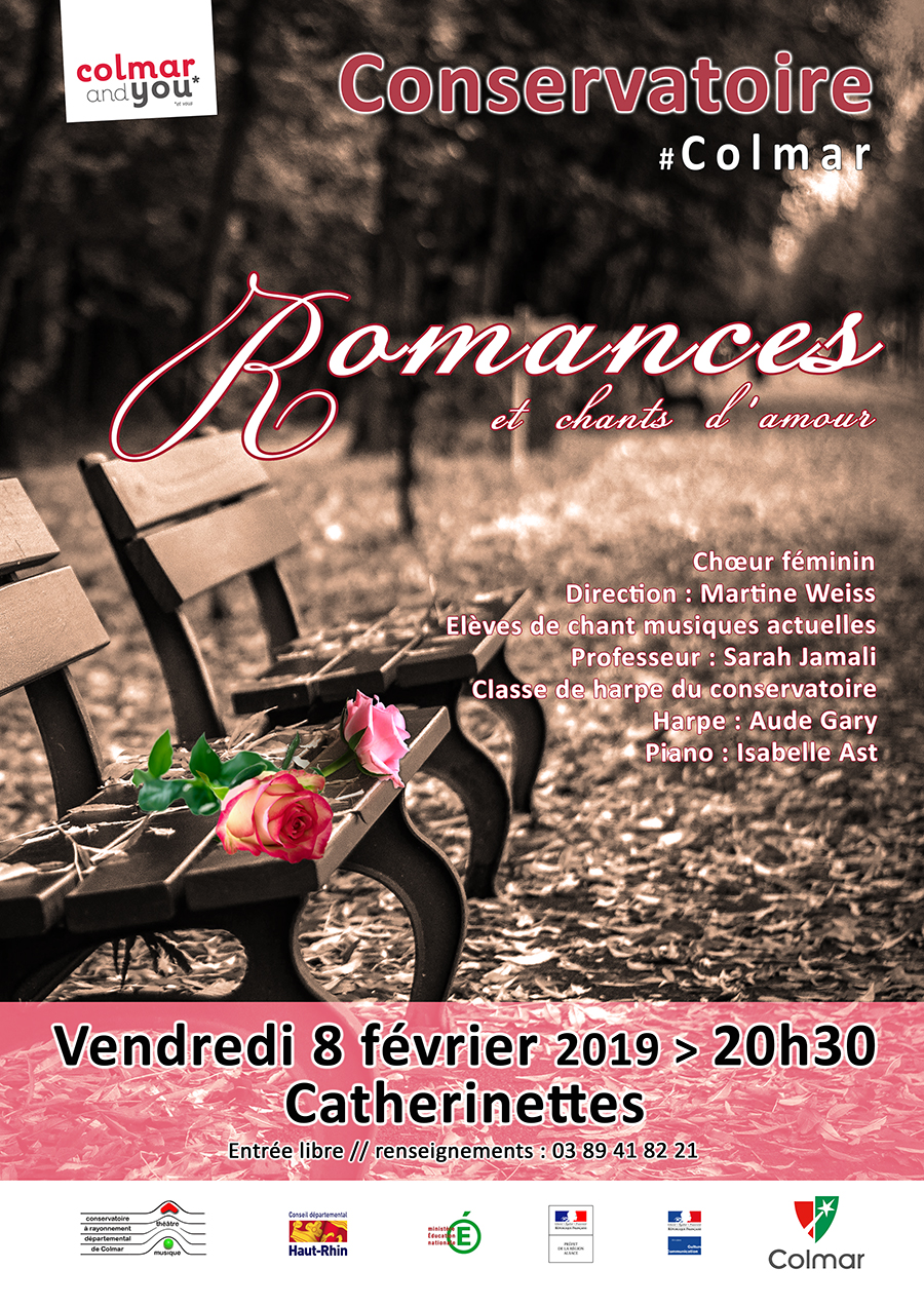 Romances et chants d'amour