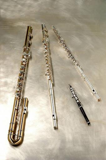 Ensemble de flûtes