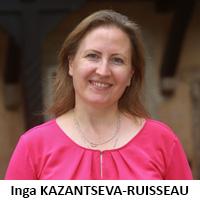 Inga Kazantseva-Ruisseau