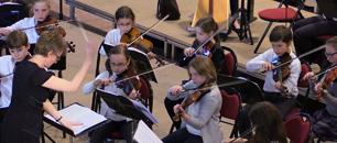 orchestre symphonique des enfants