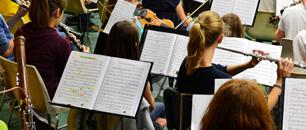 orchestre symphonique des jeunes