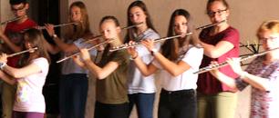 Choeur de flûtes Phénix