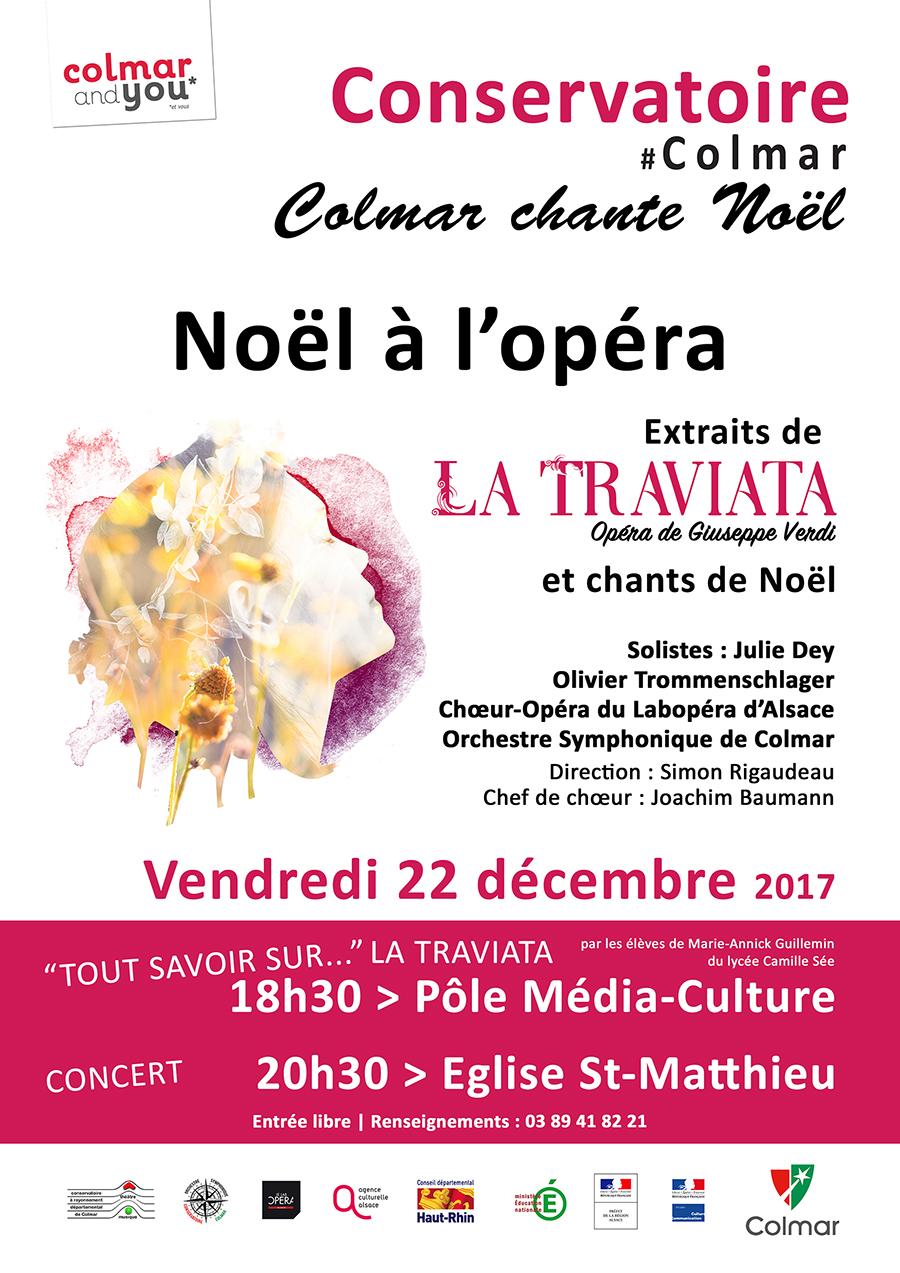 Noël à l'opéra