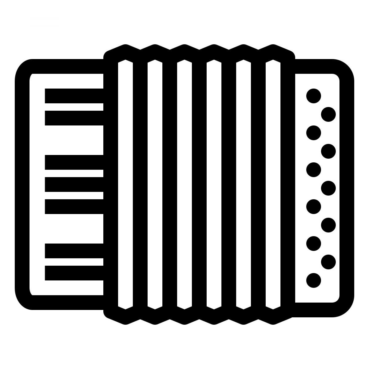 Audition d'accordéon