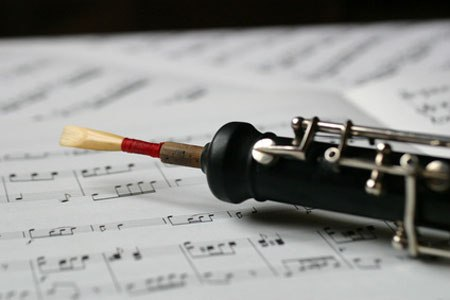 Audition de hautbois