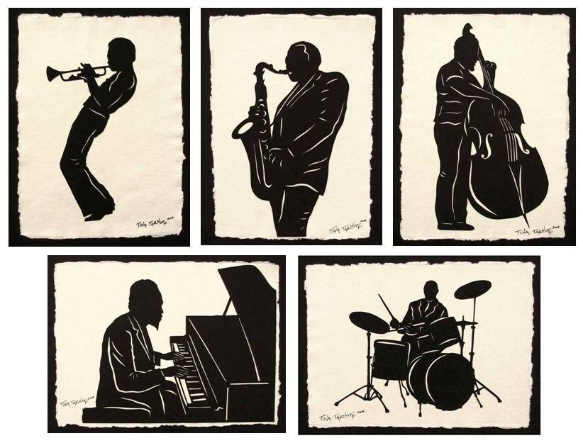 Audition de jazz