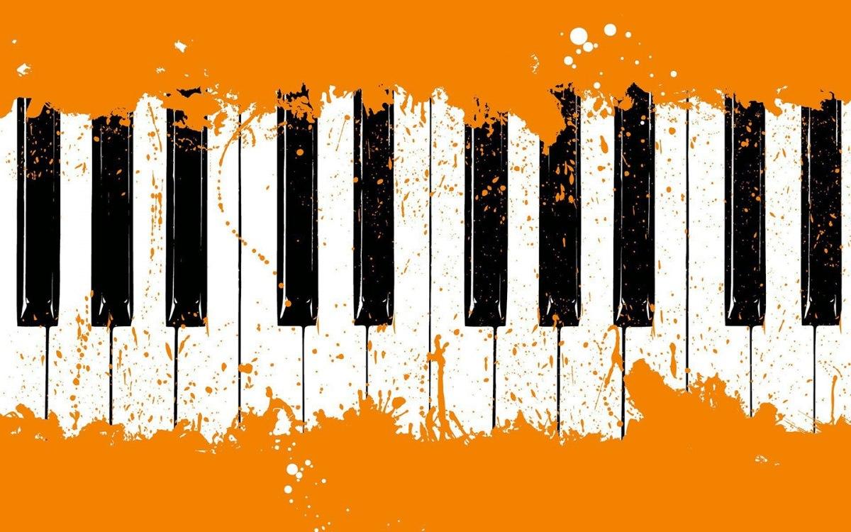 Le piano en morceaux