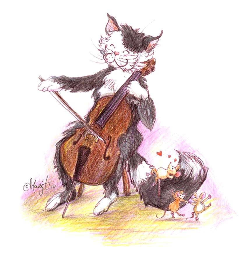 Audition de violoncelle