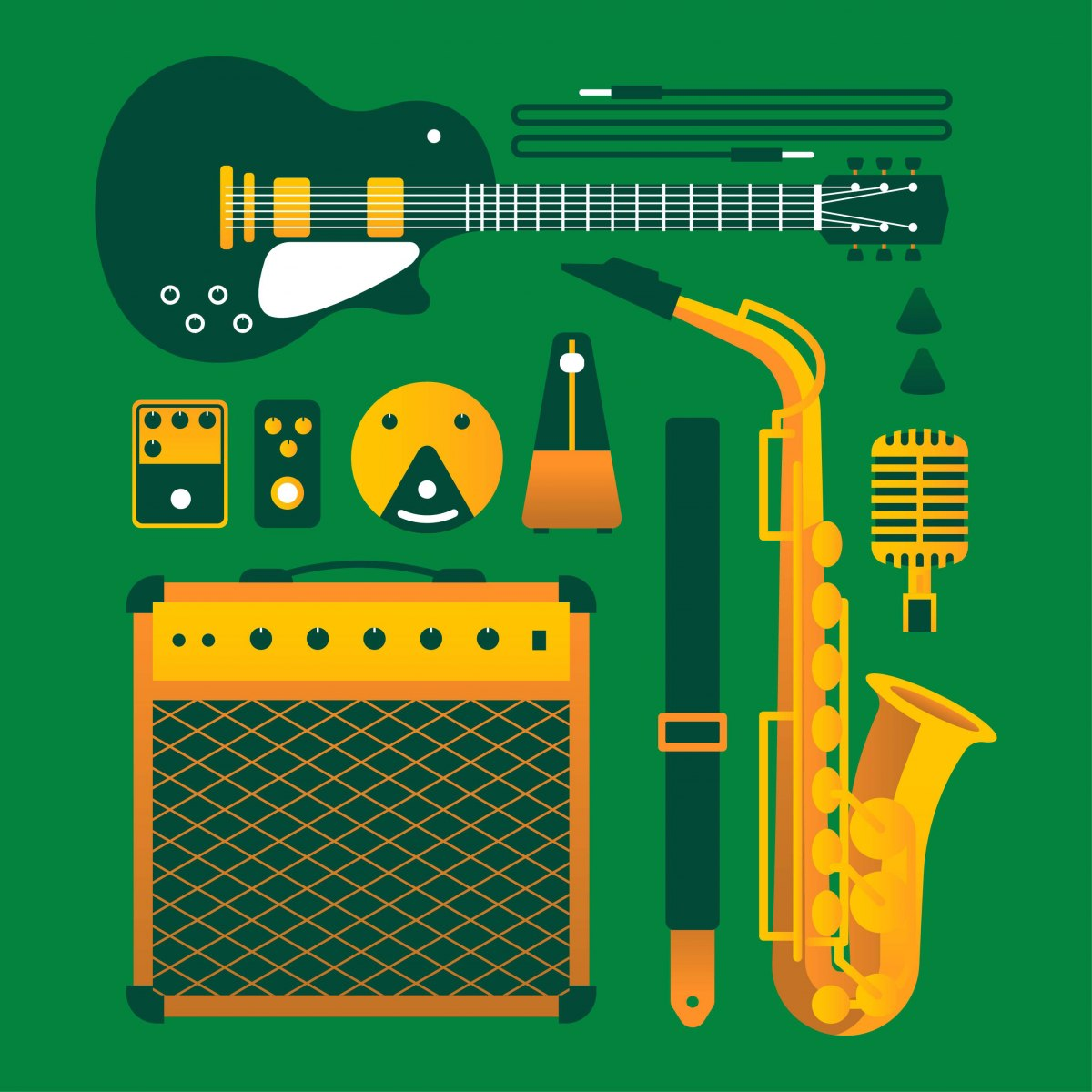 La classe de jazz fête le printemps