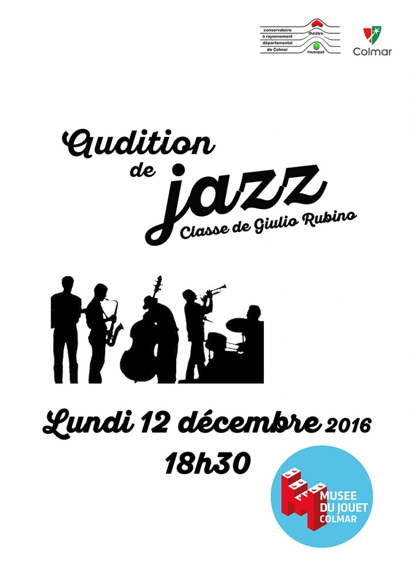 Audition de jazz