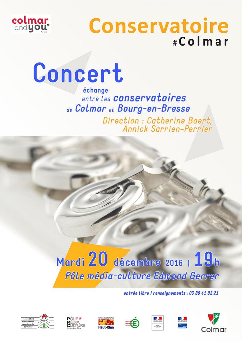 Concert échange