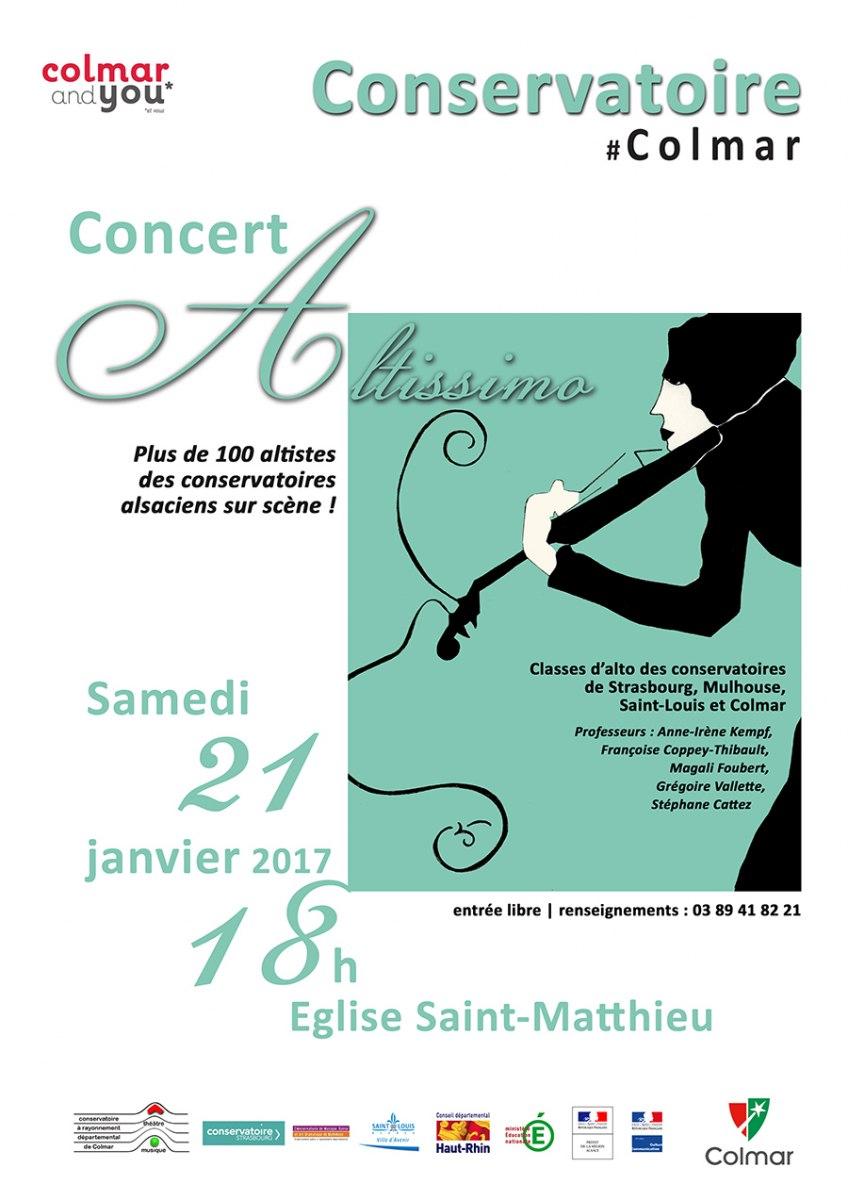 Concert Altissimo