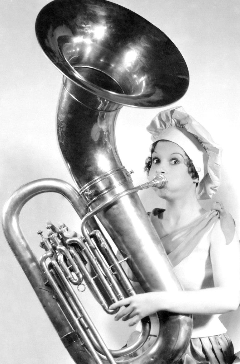 Audition de tuba/euphonium