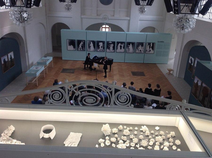 19.03.2017 Ecoutez voir, Musée Unterlinden