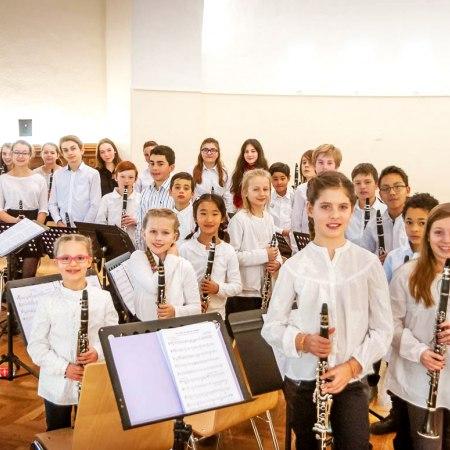 choeur de clarinettes